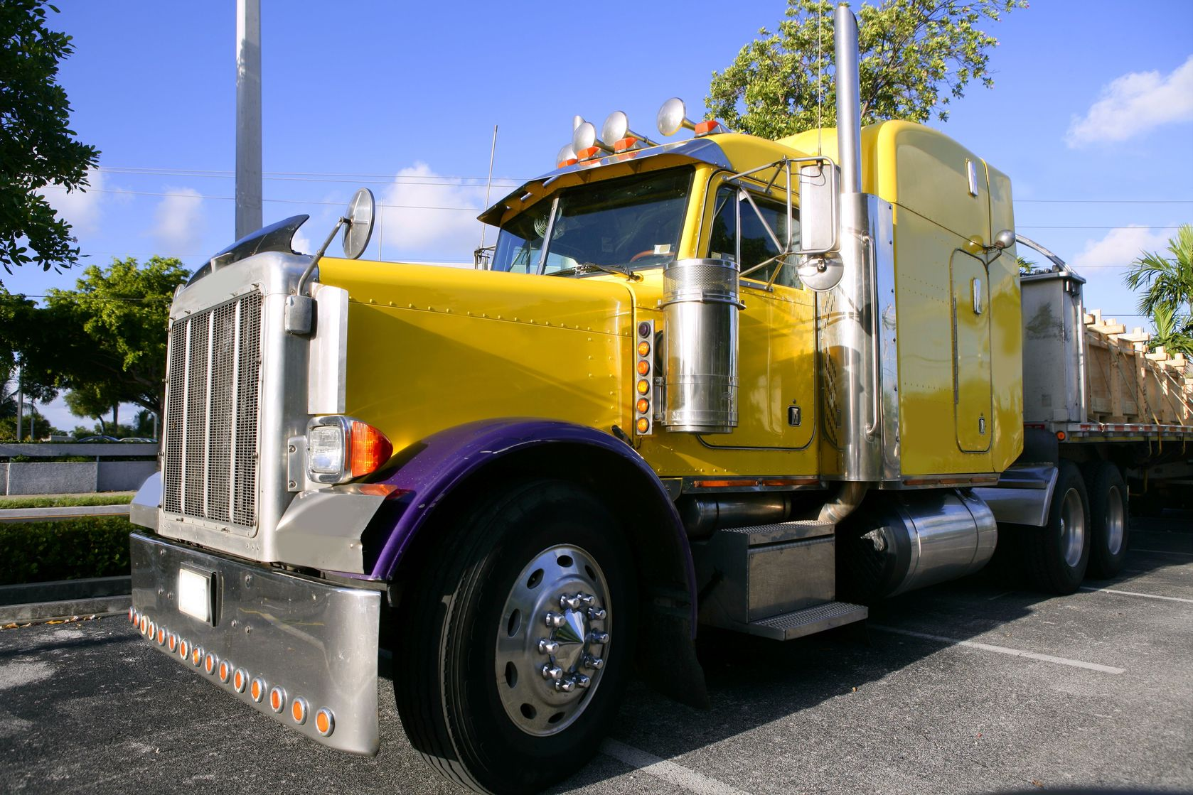 Texas & Oklahoma Flatbed Truck Insurance